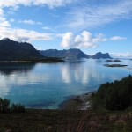 The trip to Arctic Norway offered some of the best scenery I have ever experienced.