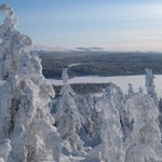 Winter in Finnish Lapland