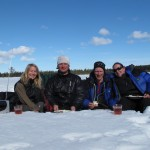 Easter weekend with Sara and James and the Ayakulik Mals.