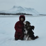 "This was Hilary's first ""real"" trip away from home and she has proved herself to be an eager and reliable working dog."